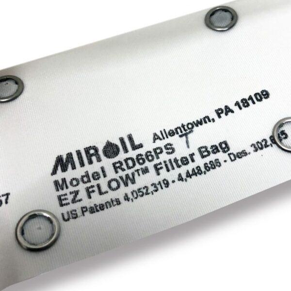 Active Triple Filtration Miroil Bag Close-up