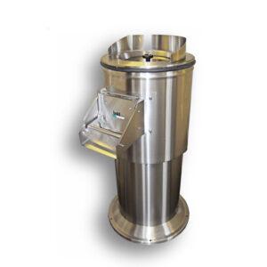 B28 Stainless Steel Potato Peeler Machine for Fish & Chip shops