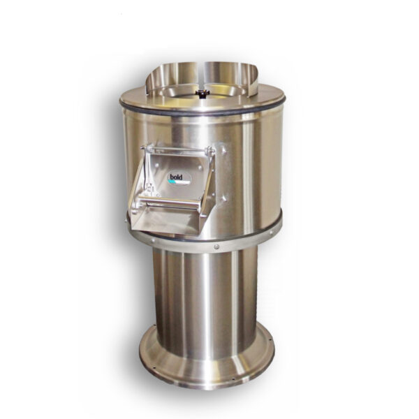 B56 Bold Stainless Steel Potato Peeler Machine for Fish & Chip shop