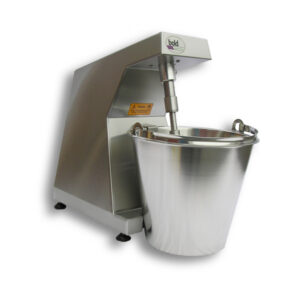 Bold MX1 Stainless Steel Batter Mixer with Bucket and Whisk